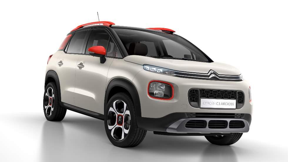 Citroën C3 Aircross #InspiredBy: el nuevo SUV, con mucho equipamiento a buen precio