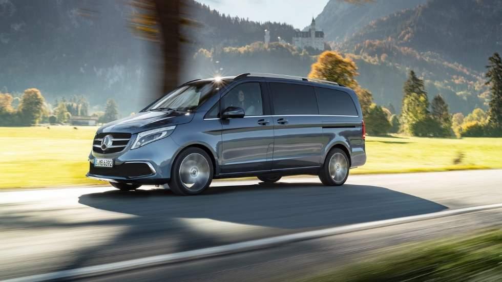 Mercedes Clase V 2019: todos los datos y fotos de la nueva gran furgoneta