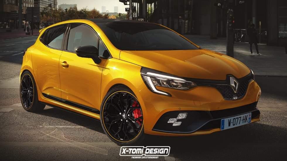 Renault Clio RS 2019: así será la versión deportiva del utilitario