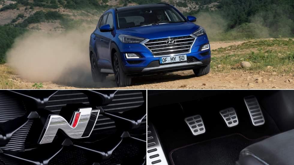 Hyundai Tucson N: ¿el próximo gran rival del Cupra Ateca?