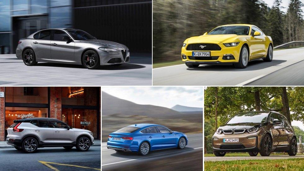 10 coches que arrasan en 2019… y los mayores fracasos en ventas
