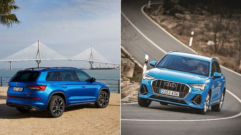 Revista Autopista 3087: a prueba los nuevos SUV Audi Q3 y Skoda Kodiaq RS