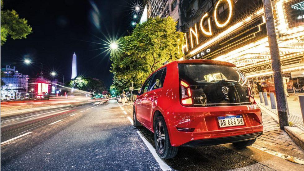 Probamos el VW Up! por Buenos Aires: ¡a ritmo de tango!