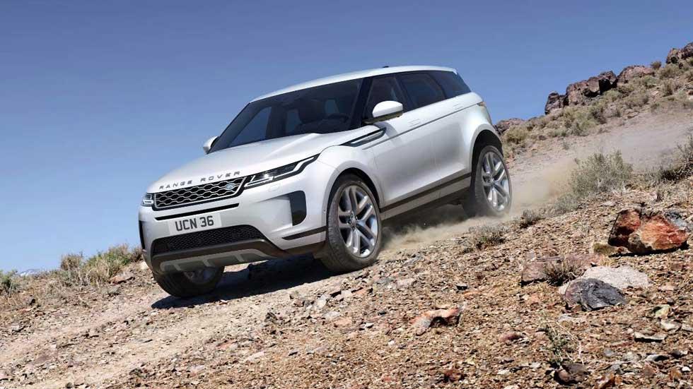 Range Rover Evoque 2019: precios para España del SUV con etiqueta ECO