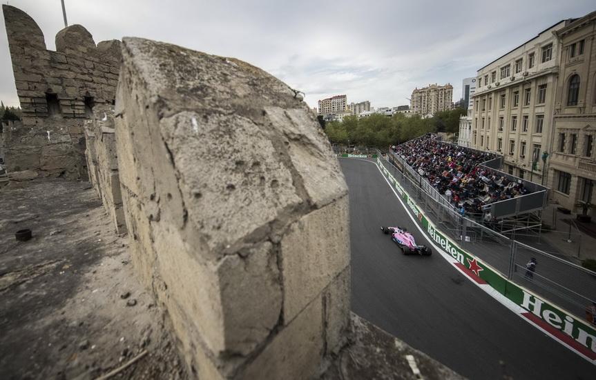 Fórmula 1: el GP de Azerbaiyán renueva su contrato hasta 2023