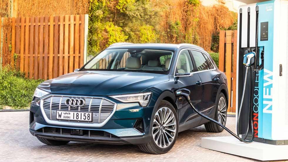 El nuevo servicio de carga de Audi para coches eléctricos llega ya al mercado