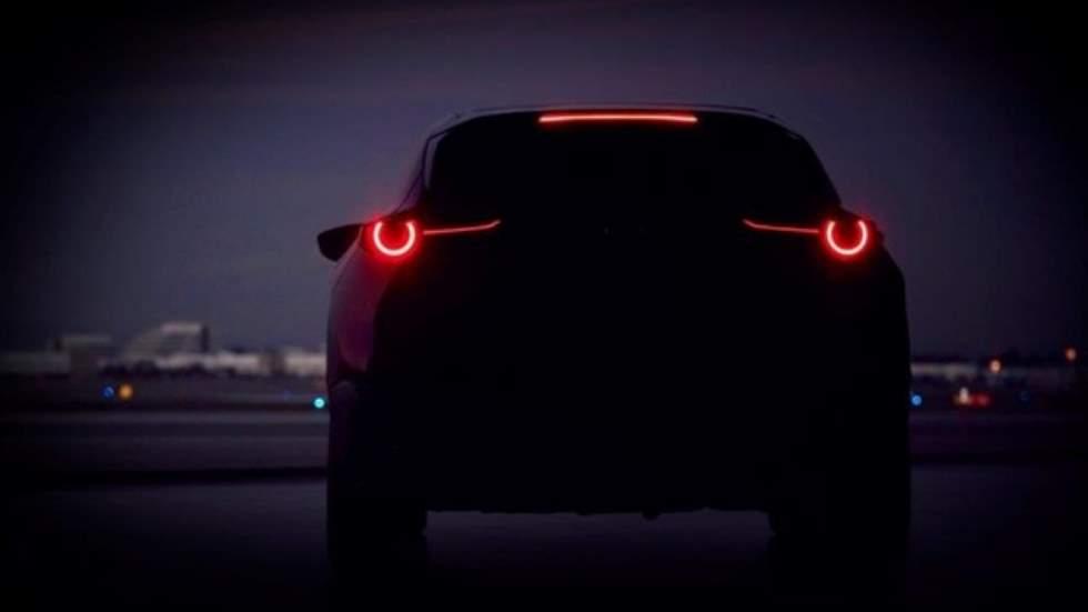 """Mazda presentará un nuevo SUV con """"genes"""" del nuevo Mazda3 en el Salón de Ginebra"""
