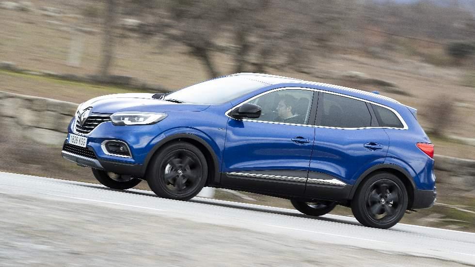 Renault Kadjar 1.3 TCe de 160 CV: superprueba al nuevo SUV de gasolina