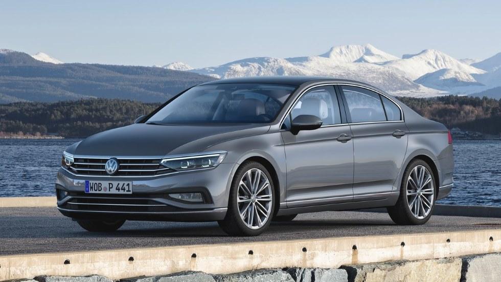 Oficial: VW Passat 2019, la nueva berlina que llega en septiembre