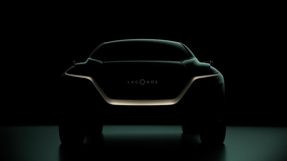 Lagonda All-Terrain Concept: el primer modelo de la marca será este SUV