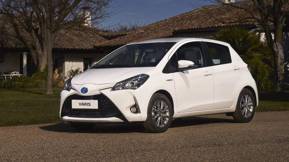 Toyota Yaris Ecovan: así es el nuevo vehículo comercial con etiqueta ECO