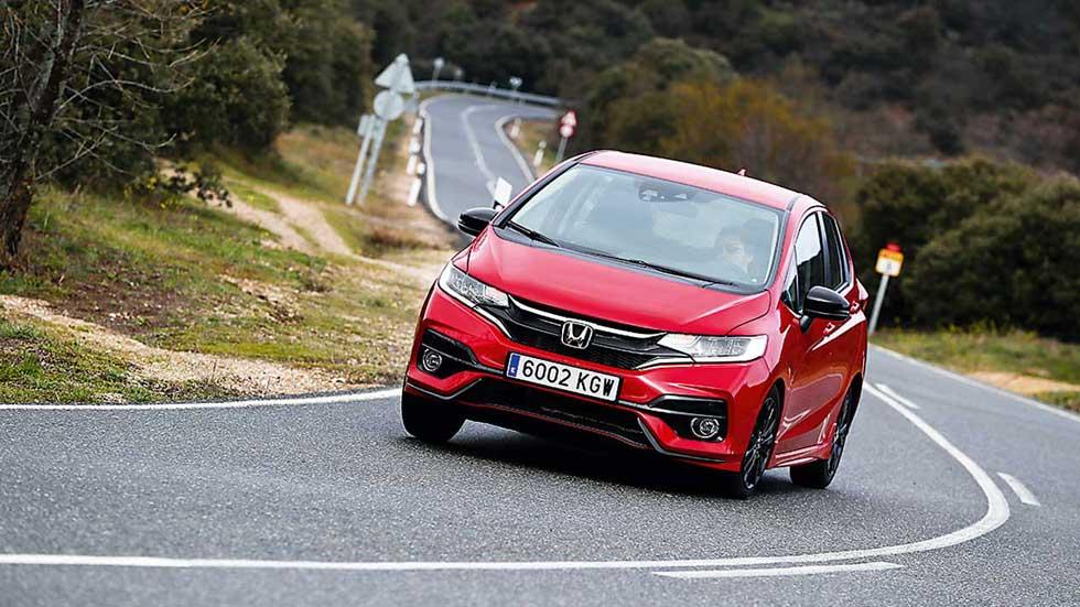 Honda Jazz 1.5 VTEC: a prueba el nuevo familiar de gasolina