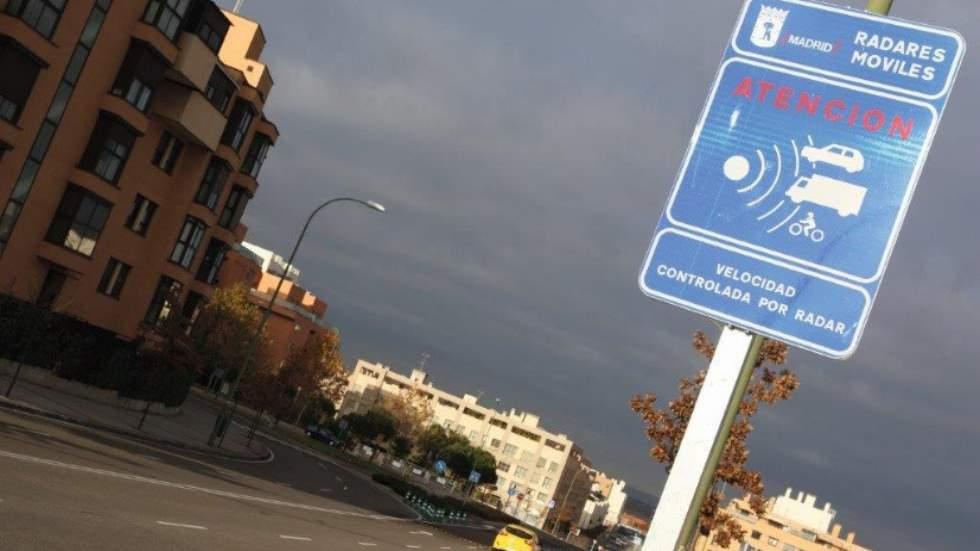 Dónde están los 10 radares que más multan en Madrid: recaudan 50 millones al año