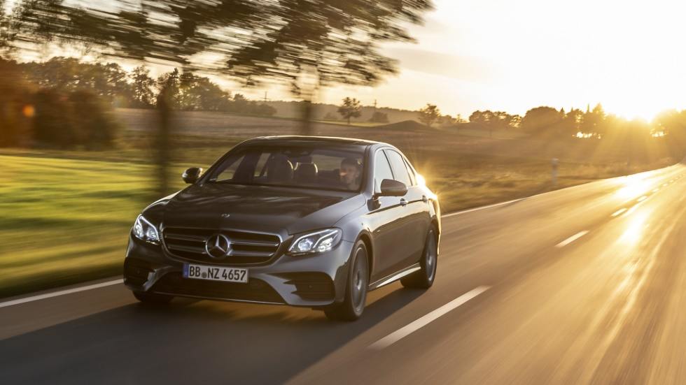 Mercedes Clase E 300 e: precio y datos del nuevo Clase E híbrido enchufable