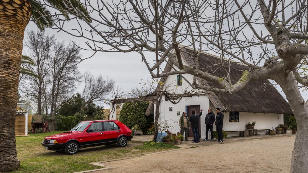 """En ruta con un Seat Ronda: de la Albufera de """"El embarcadero"""" al Delta del Ebro"""