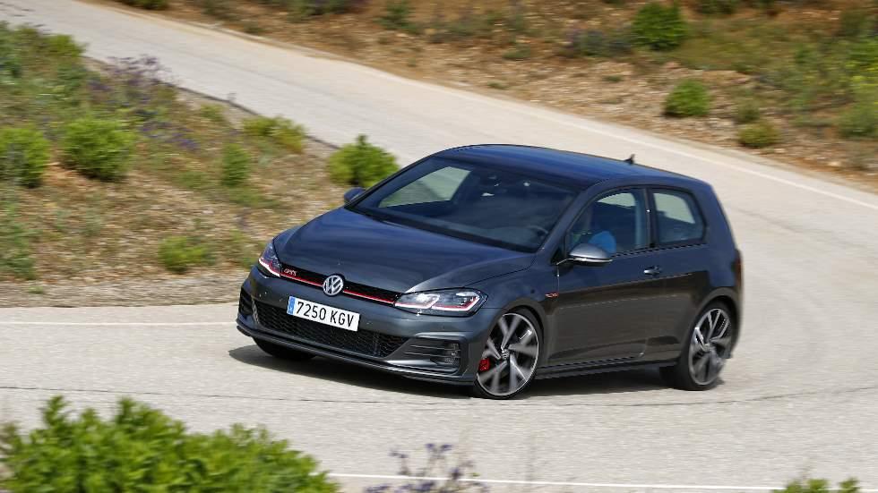 A prueba el VW Golf GTI Performance: el deportivo perfecto para todos los días