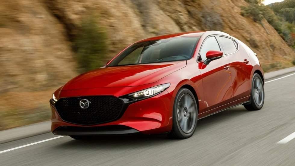 Mazda3 2019: nuevos datos y fotos inéditas del revolucionario compacto