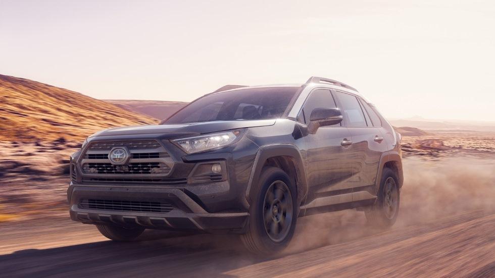 Toyota RAV4 TRD Off Road: el nuevo SUV, ahora más 4x4