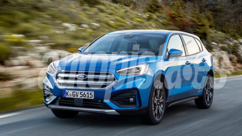Ford Kuga 2019 7 plazas: el SUV estrenará versión para sustituir al Edge