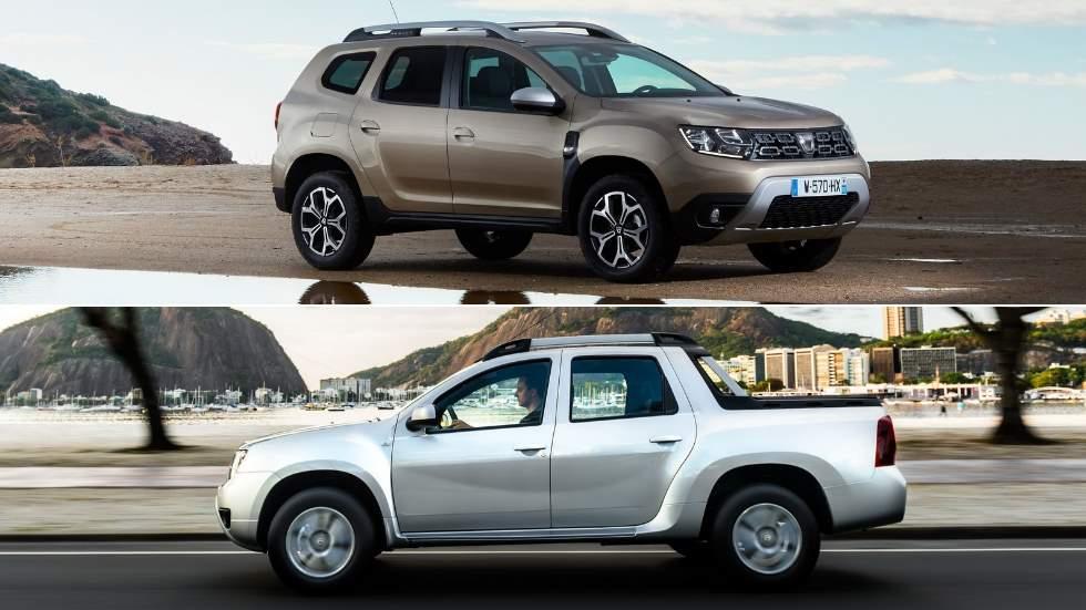 Dacia Duster 2019: confirmada la nueva versión pick-up para este año