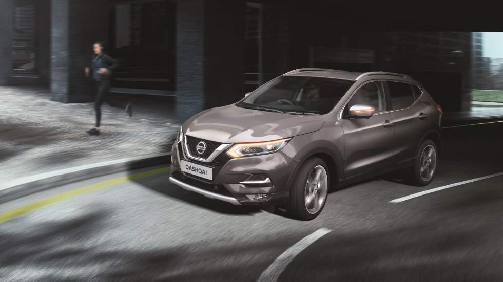 Nissan Qashqai N-Motion 2019: nueva versión del SUV más vendido