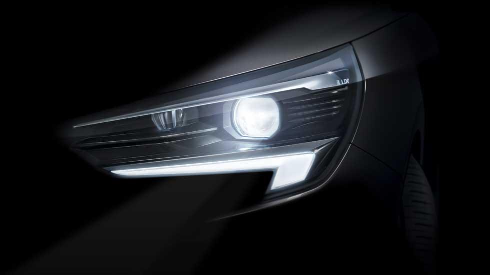 Opel Corsa 2019: primer utilitario con faros matriciales