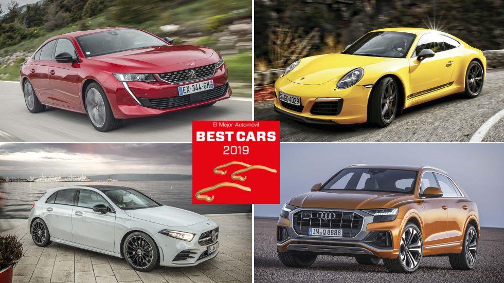 Premios Best Cars 2019: todos los coches ganadores en España