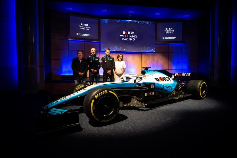 Fórmula 1: nuevos colores para los Williams