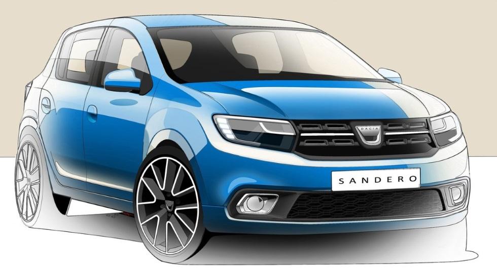 Dacia Sandero 2020: el coche low cost más vendido, con base de Renault Clio 2019