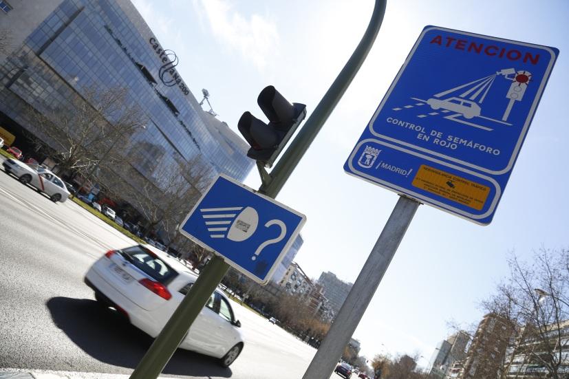 Las multas por radares en semáforos, ilegales: todas las claves