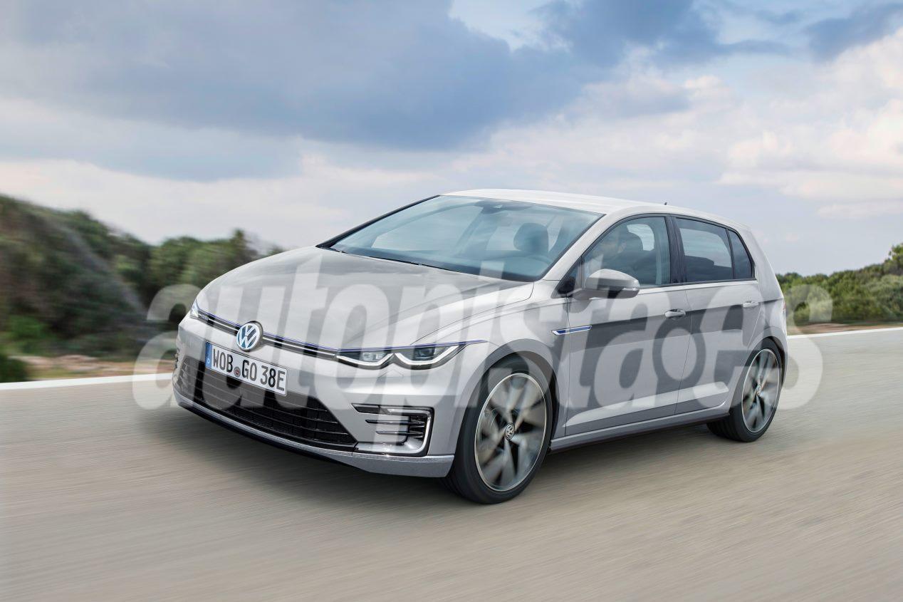 VW Golf 8: nuevas fotos, más datos y vídeo del compacto que llega en 2019