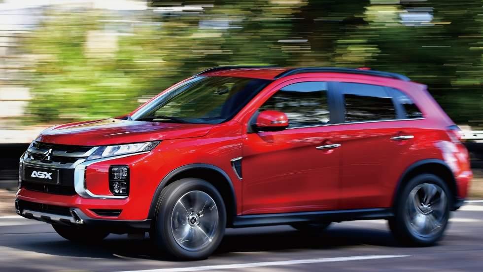 Mitsubishi ASX 2020: primeros datos y fotos del nuevo SUV