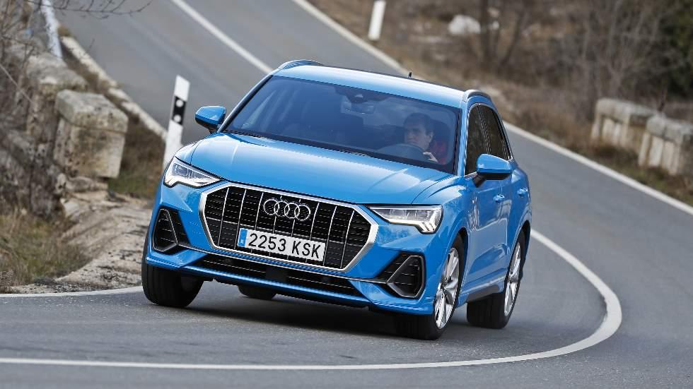 Audi Q3 35 TFSI 150 CV: a prueba el nuevo SUV de gasolina