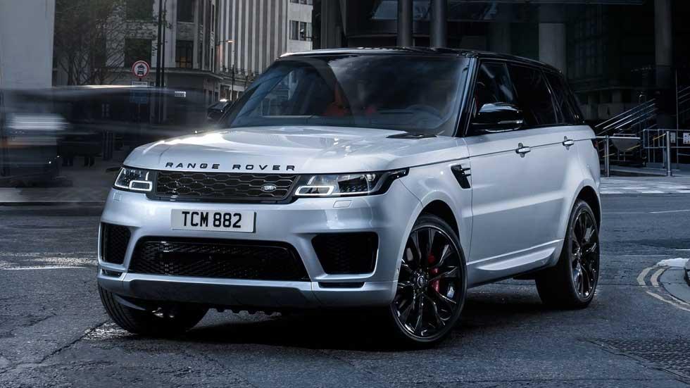 Range Rover Sport HST 2020: el nuevo SUV con etiqueta ECO de la DGT