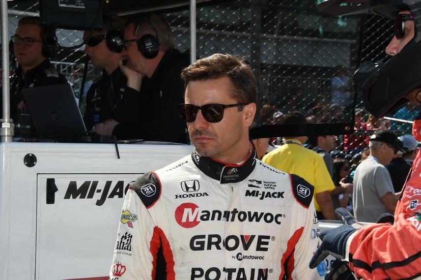 Oriol Serviá asegura su presencia en Indy 500