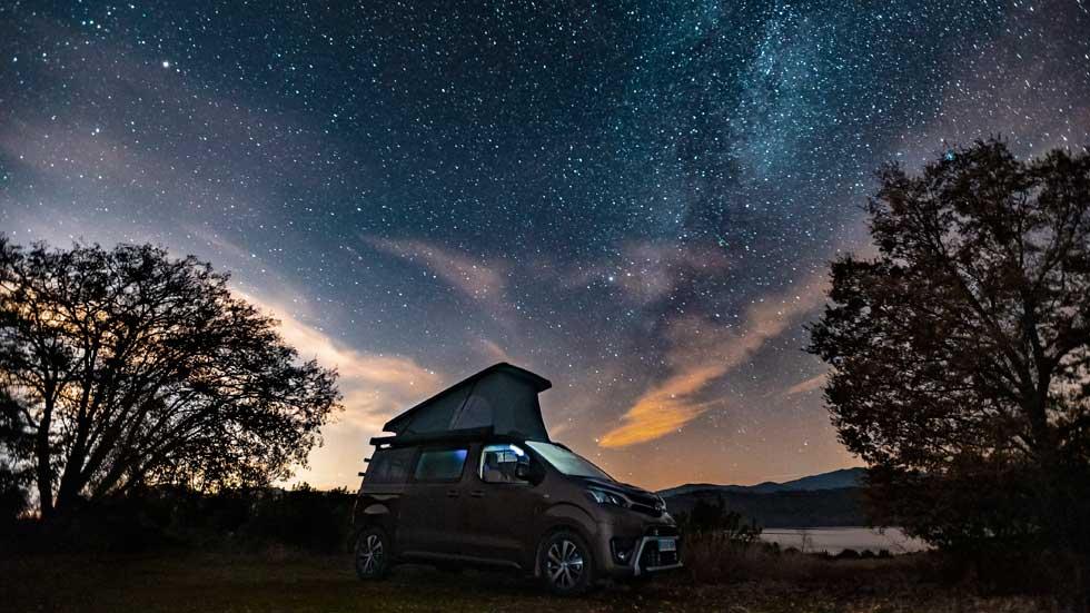 Toyota Proace Verso Camper: para las familias más aventureras