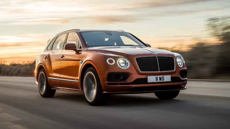 Bentley Bentayga Speed: así es el nuevo SUV más rápido del mundo