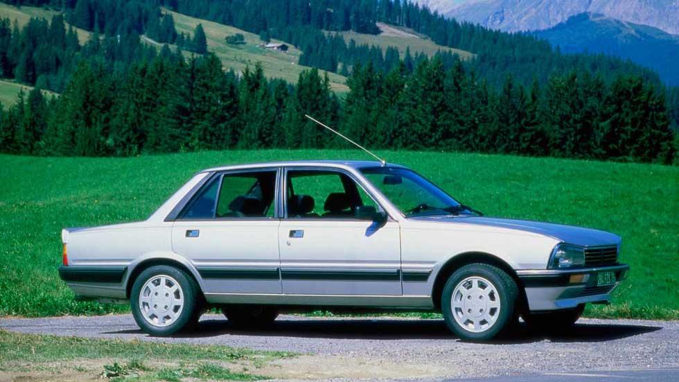 Peugeot 505: 40 años de la mítica berlina, en datos y fotos