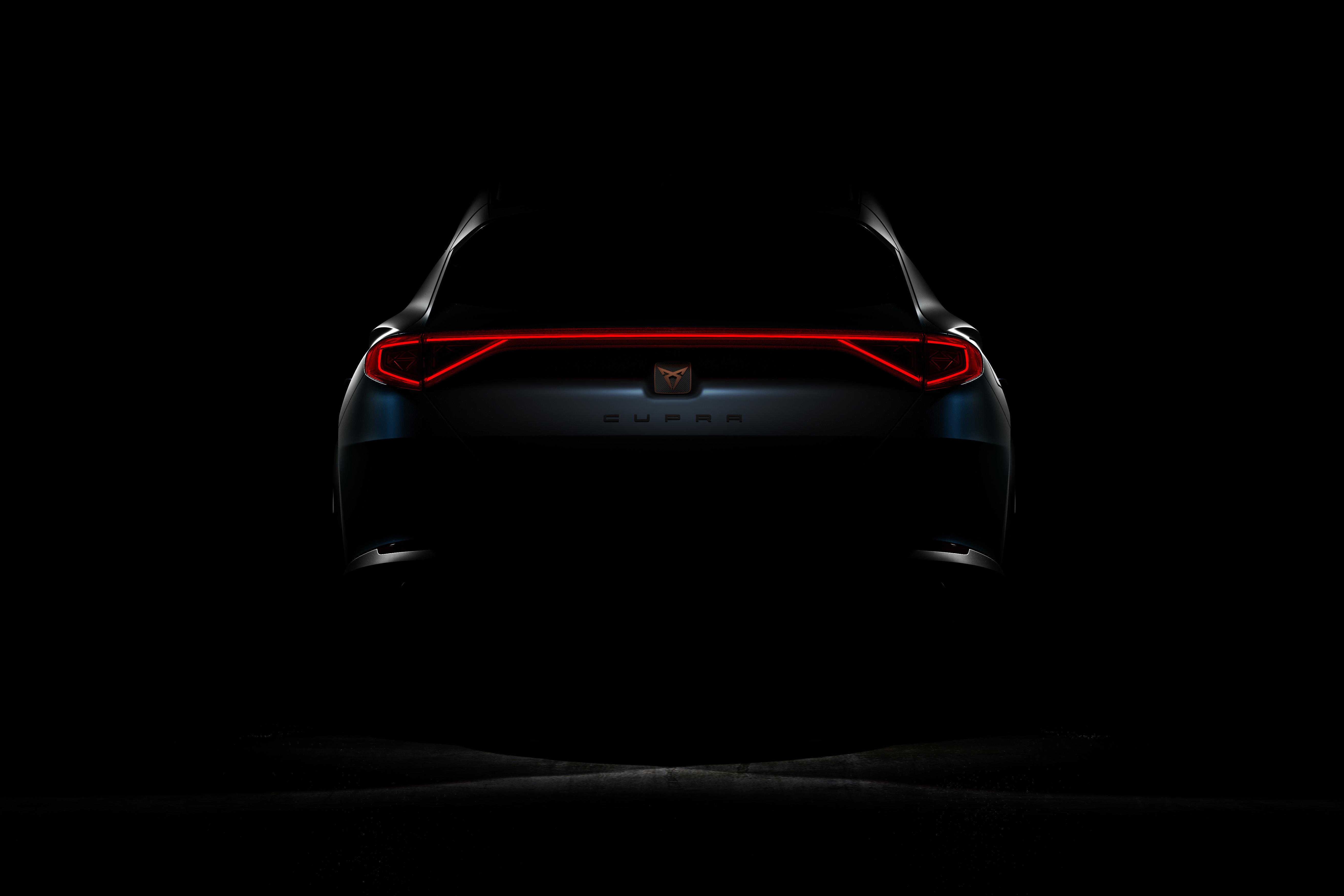 Cupra CUV 2020: primeros datos e imagen del nuevo SUV coupé