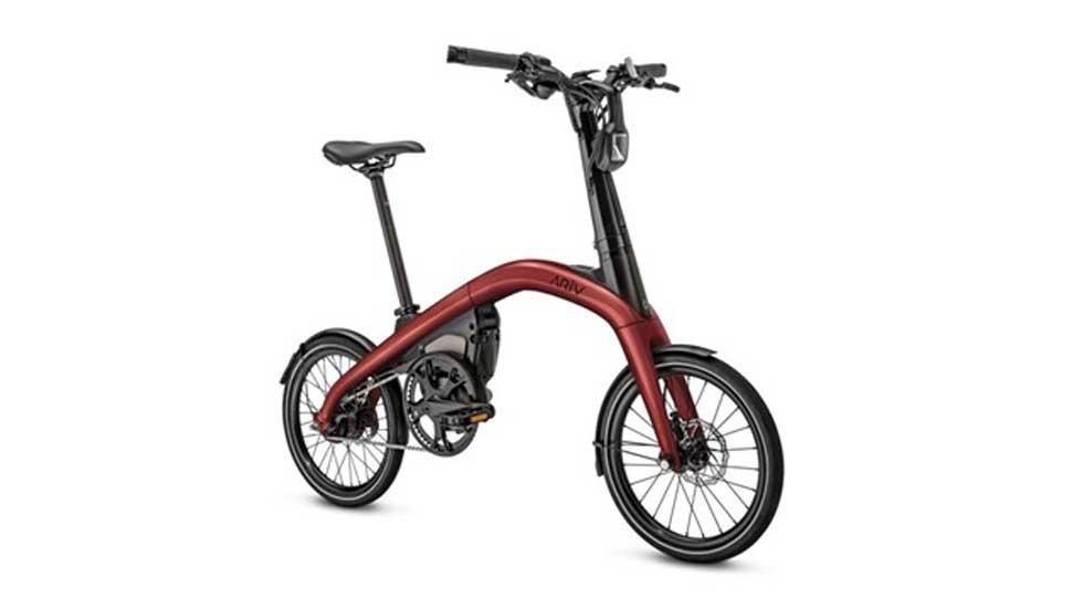 Meld y Merge: las nuevas bicicletas eléctricas de General Motors