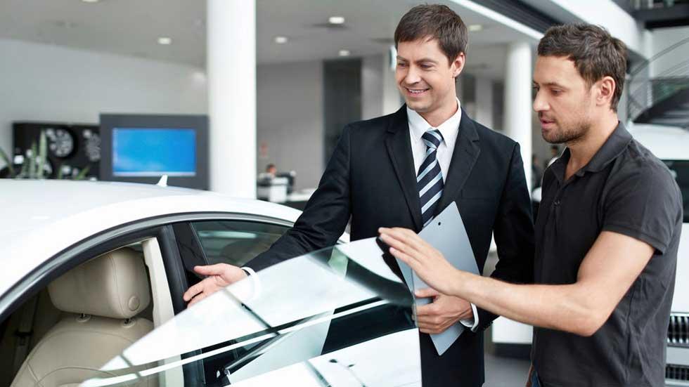 Las ventas de coches en Europa, a la baja