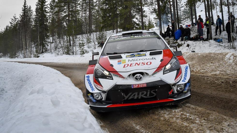 Rally de Suecia 2019: Ott Tänak barre a sus rivales y gana