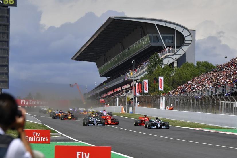 Fórmula 1 2019: comienzan los test de pretemporada