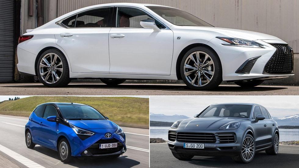 Los coches y las marcas más y menos fiables del mercado, según J.D. Power