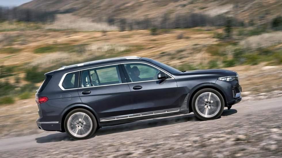 BMW X7 2019: precios y gama para España del gran SUV de 7 plazas