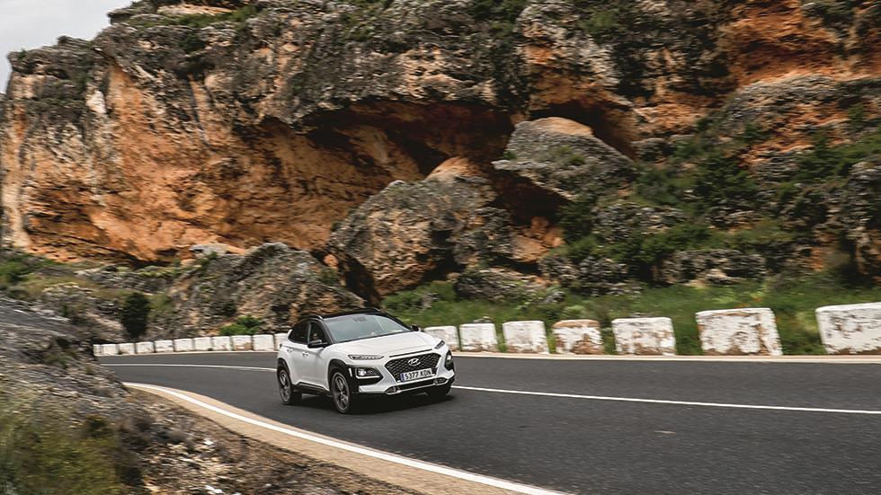 Hyundai Kona 1.6 DT-GDI 4x4 DCT: probamos un mes el nuevo SUV