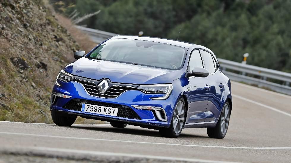 Renault Mégane TCe 160 CV: a prueba el nuevo compacto de gasolina