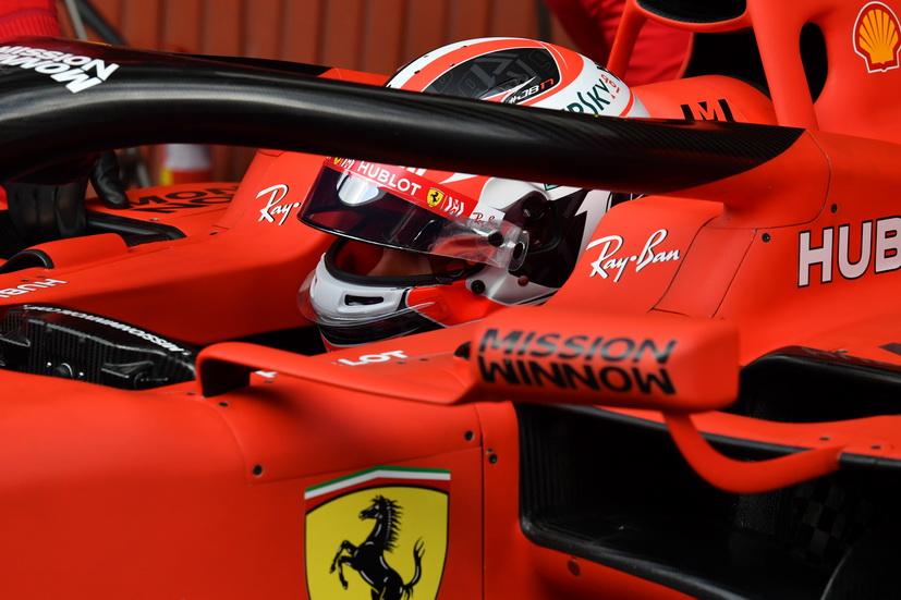 Test F1 (19-2): el Ferrari de Leclerc, también el más rápido