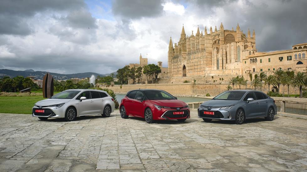 Toyota Corolla Hybrid 2019: prueba, análisis y precios de sus dos versiones híbridas