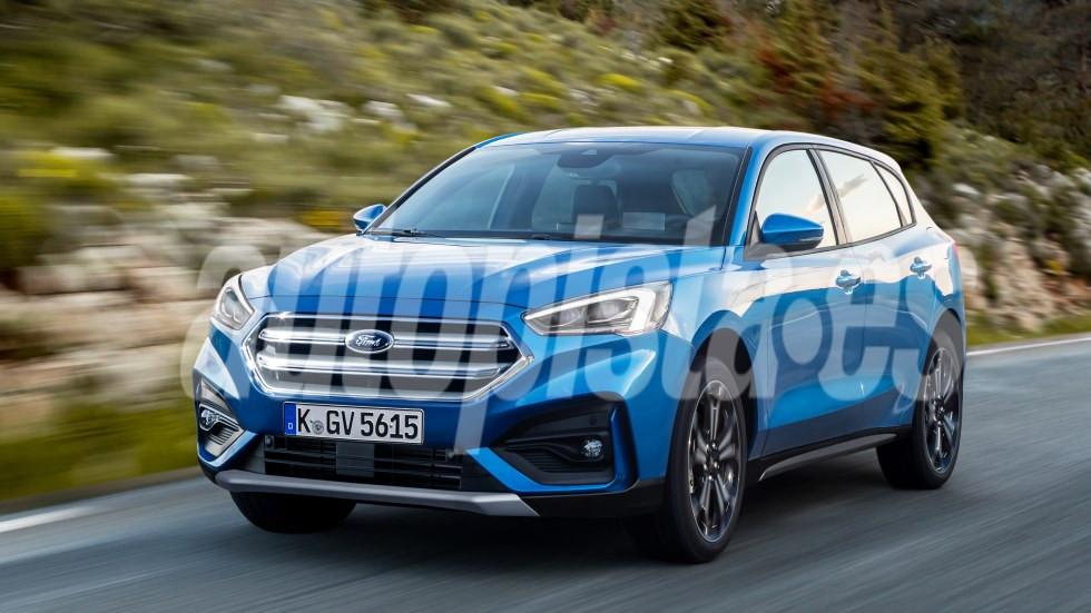 Ford Kuga 2019: éstos serán los motores que tendrá el nuevo SUV